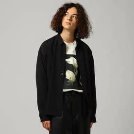 ナメラカトロミシャツ (ブラック)
