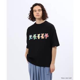 【WEB限定】GRATEFUL DEAD×tk.TAKEO KIKUCHIコラボTシャツ (ブラック)