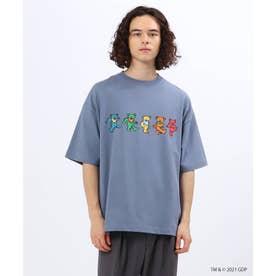 【WEB限定】GRATEFUL DEAD×tk.TAKEO KIKUCHIコラボTシャツ (ブルー)