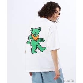 【WEB限定】GRATEFUL DEAD×tk.TAKEO KIKUCHIコラボTシャツ (ホワイト)