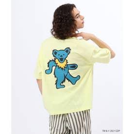 【WEB限定】GRATEFUL DEAD×tk.TAKEO KIKUCHIコラボTシャツ (レモンイエロー)