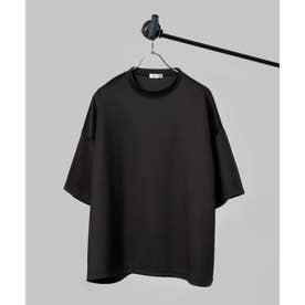【WEB限定】スクエアビッグポンチTシャツ (ブラック)