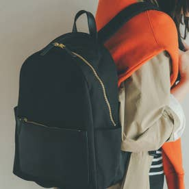 CALM / カーム ポケット バックパック (ブラック)