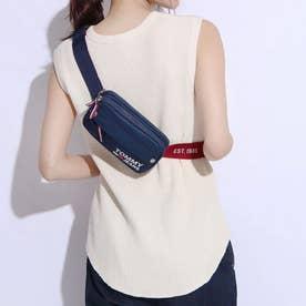 TOMMY JEANS-BELT BAG TOMMY NAVY (ネイビー)