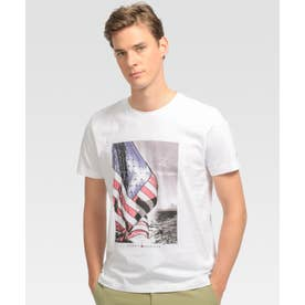 セーリングフォトTシャツ (ホワイト)