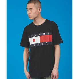 【日本限定】フラッグロゴTシャツ (ブルー)
