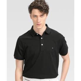 ベーシックポロシャツ (ブラック)