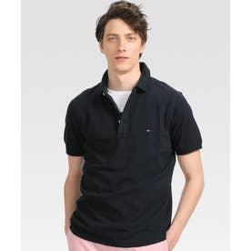 ベーシックポロシャツ (ネイビー)