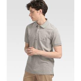 ベーシックポロシャツ (グレー)