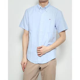 JS M CITY S/S SOLID  COLLECTION BLUE (ブルー)