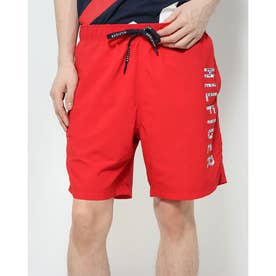 M EU SOLID MED DRAWS TANGO RED (レッド)