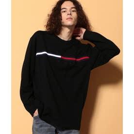 TINOロングスリーブTシャツ (ブラック)