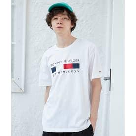 【オンライン限定】ボックスロゴTシャツ (ホワイト)