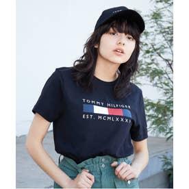 【オンライン限定】ボックスロゴTシャツ (ブラック)