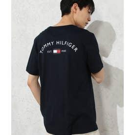 バックロゴTシャツ (ネイビー)