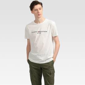 ベーシックロゴTシャツ (ホワイト)
