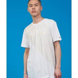 ロゴ Tシャツ (ホワイト)