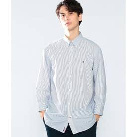 クラシックストライプシャツ (マルチ)
