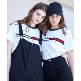 ロゴ Tシャツ / TINO TEE (ホワイト)