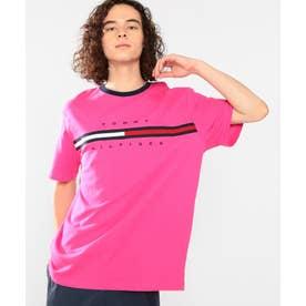 ロゴ Tシャツ / TINO TEE (パープル)