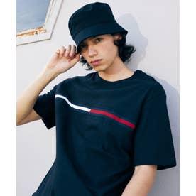 ロゴ Tシャツ / TINO TEE (ブラック)