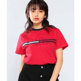 ロゴ Tシャツ / TINO TEE (レッド)