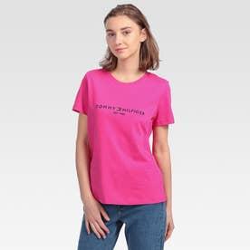 ベーシックロゴTシャツ (ピンク2)