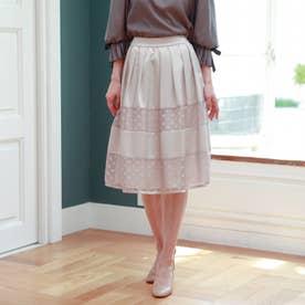 ◆◆ドットオパール スカート (ベージュ)