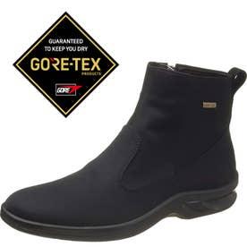 ゴアテックスファブリクス採用 メンズブーツ TDY3835 ブーツ (ブラックPB) 男性用 メンズシューズ 紳士靴