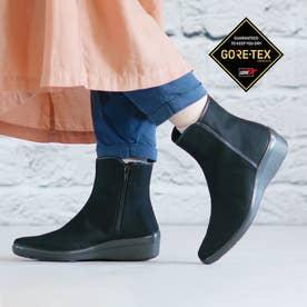 女性用ブーツ ゴアテックスファブリクス採用 TDY3929 (ブラック) レディース 婦人靴
