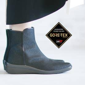 女性用ブーツ ゴアテックスファブリクス採用 TDY3929 (ブラックリザード) レディース 婦人靴