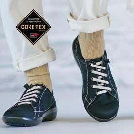 女性用スニーカー ゴアテックスファブリクス採用 TDY3961 (ブラック) レディース 婦人靴