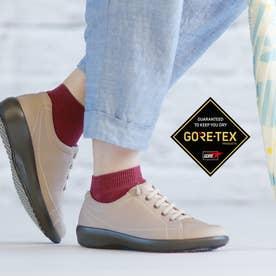 女性用スニーカー ゴアテックスファブリクス採用 TDY3961 (モカベージュ) レディース 婦人靴