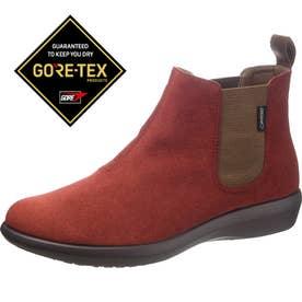 女性用ブーツ ゴアテックスファブリクス採用 TDY3970 (レンガ) レディース 婦人靴
