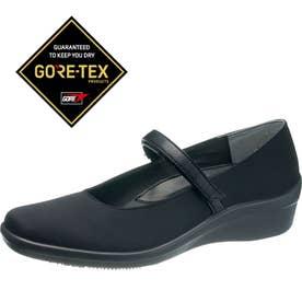 女性用パンプス ゴアテックスファブリクス採用 TDY3959(A) (ブラック) レディース 婦人靴