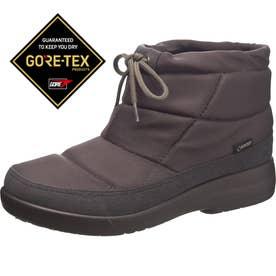TDY3974 ショートブーツ (グレー)女性用 レディース 婦人靴 ゴアテックスファブリクス採用