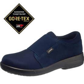 TDY3977 カジュアルシューズ (ネイビー) 女性用 レディース 婦人靴 ゴアテックスファブリクス採用