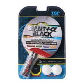 卓球 ラケット(レジャー用) ジャイアントプラスアルファ ブラック 2800230706