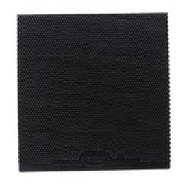 卓球 ラバー(ツブ高) カールP-1R 厚さ:薄/黒 020505