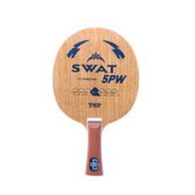 卓球 ラケット(競技用) スワット 5PW FL 026384 (他)