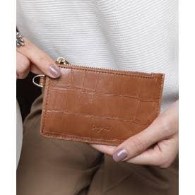 マッドクロコ カード財布キーリング付き (CAM)