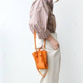 Lier【リエール】ミニポシェット (オレンジ)