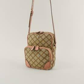 multi poche【ムルティ ポッシュ】ジャガードショルダーバッグ (ピンク)