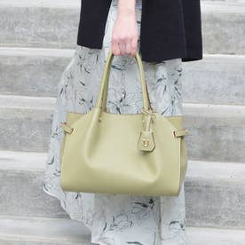 Charlotte sac【シャルロット サック】コンビトートバッグ (ピスタチオ)