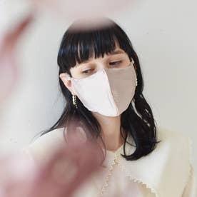 【CELEBMASK No.1】超立体セレブマスク/シルク 【返品不可商品】(パウダーピンク)