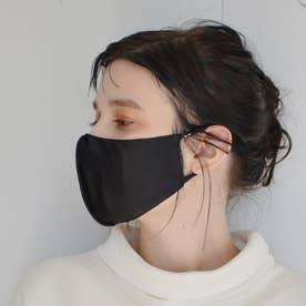 【CELEBMASK No.1】超立体セレブマスク/シルク 【返品不可商品】(ブラック)