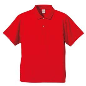 4.1オンス ドライアスレチック ポロシャツ (069.レッド)