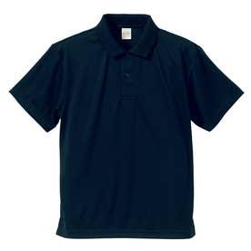 4.1オンス ドライアスレチック ポロシャツ (086.ネイビー)