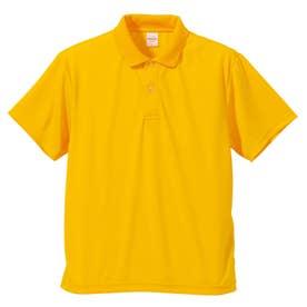 4.1オンス ドライアスレチック ポロシャツ (190.カナリヤイエロー)