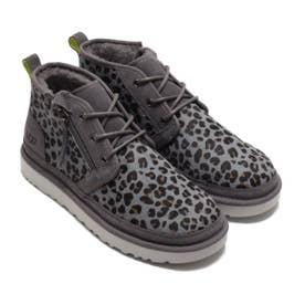 Neumel Zip Leopard (DARKGRAY)